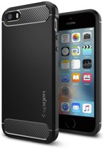 Spigen Rugged Armor for iPhone 5/5s/SE black