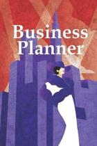 Business Planner 6 X 9 Undated Goal Tracker and Record Keeper