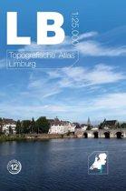 Topografische provincie atlassen - Topografische atlas Limburg