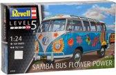 Volkswagen T1 Samba Bus FP Revell schaal 124