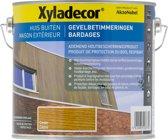 Xyladecor Houtbeschermingsproduct Gevelbetimmeringen Ceder Semi-Mat 2,5 L