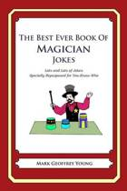 The Best Ever Book of Magician Jokes