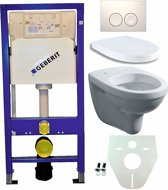 Inbouwtoilet Set Geberit UP 100-1