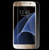 Samsung Galaxy S7 glazen Screen protector Tempered Glass 2.5D 9H (0.26mm) - Volledige Schermbedekking!!  (3D)