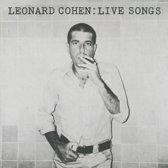 Leonard Cohen: Live Songs (LP)