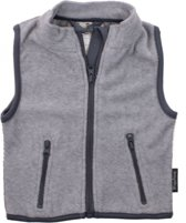 Playshoes Bodywarmer Fleece Junior Grijs Maat 80