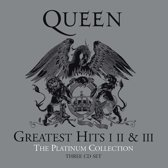 CD cover van The Platinum Collection (2011 Remastered) van Queen