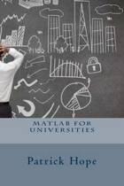 MATLAB for Universities