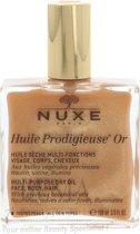 Nuxe Huile Prodigieuse Or Multi-Purpose Dry Oil 100ml