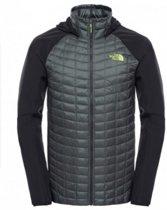 The Northface thermoball heren hoodie I Zwart - M