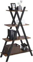 MIRA Ladderkast- Industrieel - 80 x 136 cm