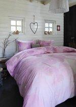 Beddinghouse Cherryville dekbedovertrek - Roze - 1-persoons (140x200/220 cm + 1 sloop)