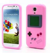 NDS Silicone hoesje Samsung Galaxy S4 roze