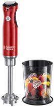 Russell Hobbs 25230-56 Retro Staafmixer - Rood