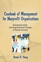 Casebook Management For Non-Profit Organizations