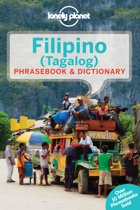 Omslag van 'Lonely Planet Filipino (Tagalog) Phrasebook and Dictionary'