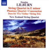 String Quartet In E Minor, Phantasy Quartet, Canzo