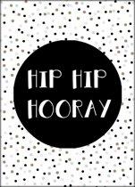 Fabs World ansichtkaart hip hip hooray