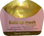 Collageen lipmasker   Goud lip masker   Hydraterend masker   Verzorgend masker   Verzachtend masker