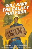 Omslag van 'Will Save the Galaxy for Food'