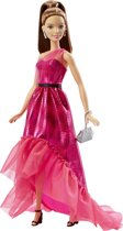 Barbie Fashion - Jurk Roze 2 - Barbiepop