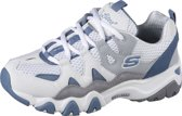Skechers D'Lites 2- Top Down Sneakers Dames - Grey Blue - Maat  41