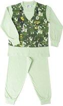Fun2Wear bootcamp pyjama green maat 92