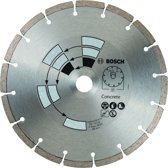 Bosch - Diamantdoorslijpschijf beton 230 x 22 x 2,4 x 7,0 mm