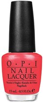 OPI NAGELLAK - I EAT MAINLY LOBSTER- 15 ML