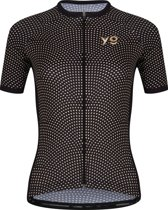 Black Gold Summer Cycling Jersey