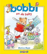 Omslag van 'Bobbi en de baby'