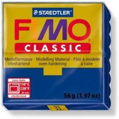 Fimo Classic ultramarijn 56GR 8000-33