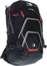 Karrimor Backpack - Unisex - zwart/ zilver/ rood