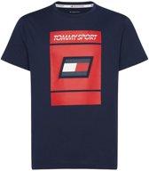 Tommy Hilfiger sport t-shirt graphic navy-XL