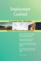 Employment Contract A Complete Guide - 2020 Edition