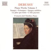 Debussy: Piano Works Vol.3
