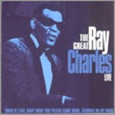 The Great Ray Charles Live