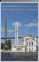 Boekomslag van 'Een geschiedenis van het moderne Turkije'