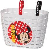 Widek Kinderfietsmandje Minnie Mouse - Fietsmand - Wit