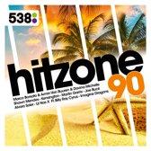 CD cover van 538 Hitzone 90 van Hitzone