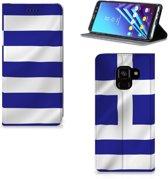 Standcase Samsung Galaxy A8 (2018) Griekenland