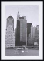Fotolijst - Henzo - Metallica - Fotomaat 50x70 - Zwart