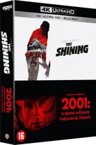 2001: A Space Odyssey & The Shining (4K Ultra HD Blu-ray)