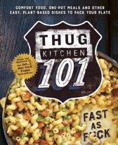 Omslag van 'Thug Kitchen 101'