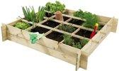 Vierkante meter tuin - 100x100 cm