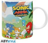 SONIC - Mug - 320 ml -  Adventures Mug