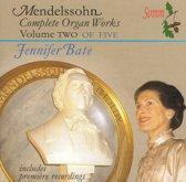 Complete Organ Works Vol 2