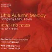 Little Autumn Melody: Songs by Leibu Levin
