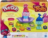 Play-Doh Trolls Kapsalon - Klei