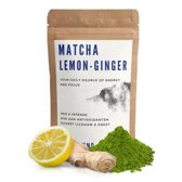 Matcha Thee Lemon - Ginger 50 gram